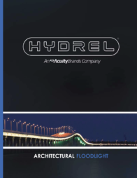 Hydrel Architectural Flood Brochure